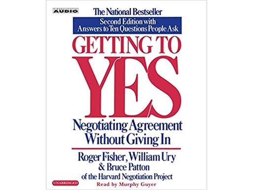 'Getting to Yes' 80/20 Summary