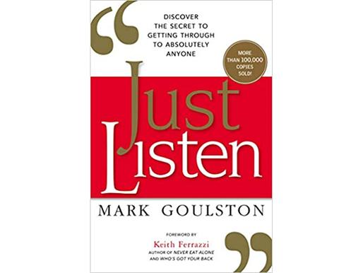 'Just Listen' - 80/20 Summary