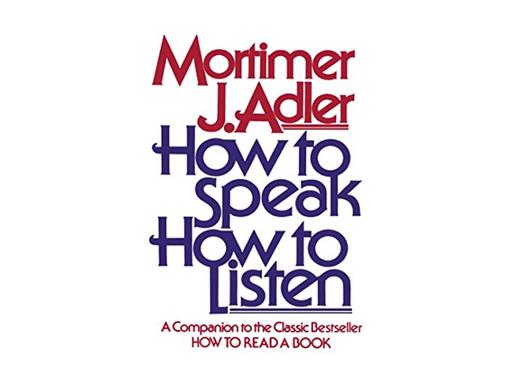 'How to Speak How to Listen' 80/20 Summary