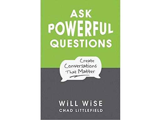 'Ask Powerful Questions' Summary