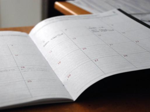 講座カレンダーを開設しました。