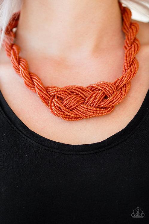 A Standing Ovation - Orange