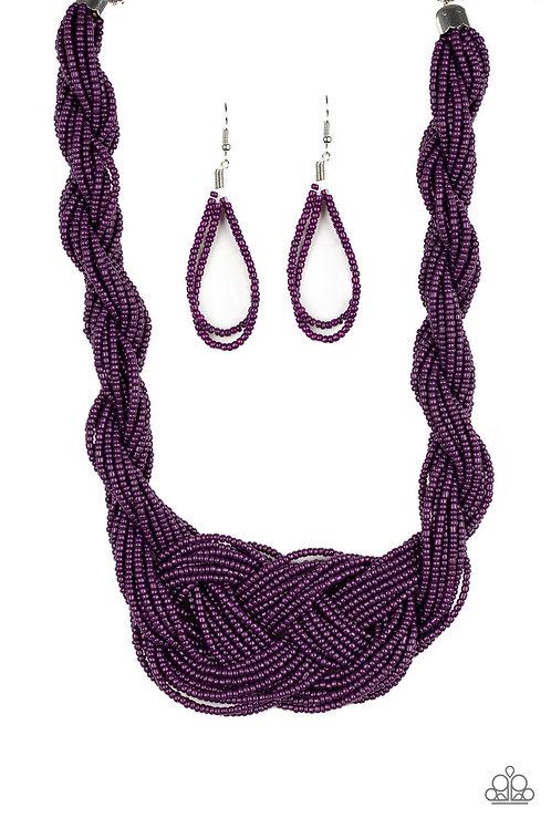 A Standing Ovation - Purple