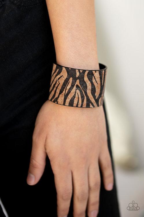 Zebra Zone - Black