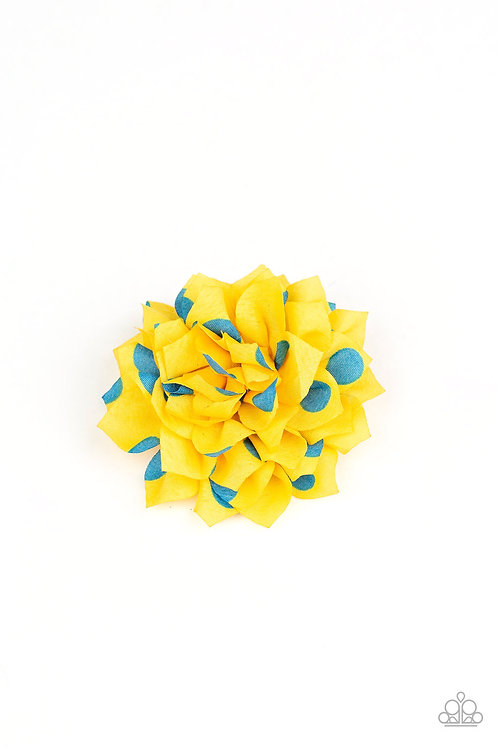 Polka Perfection - Yellow