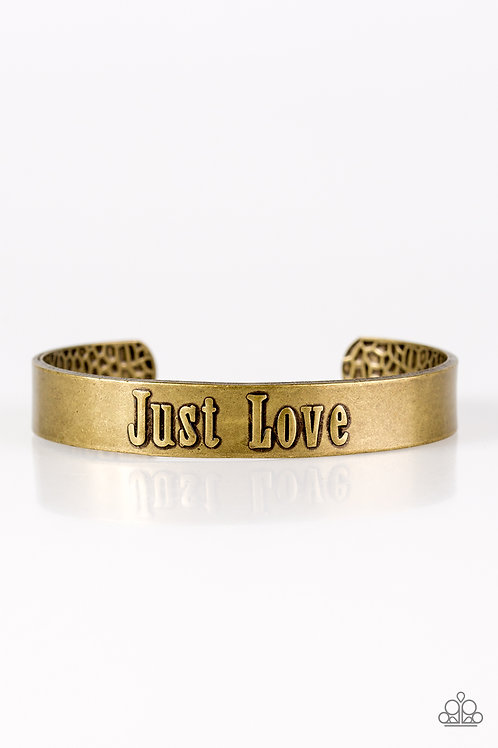 Just Love - Brass