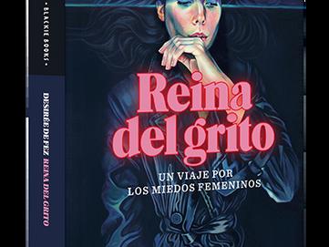 Club de lectura GFT - La reina del grito, Desirée de Fez #enero