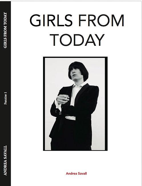Girls from today Fanzine 1 ¿Qué es ser una chica en 2017?