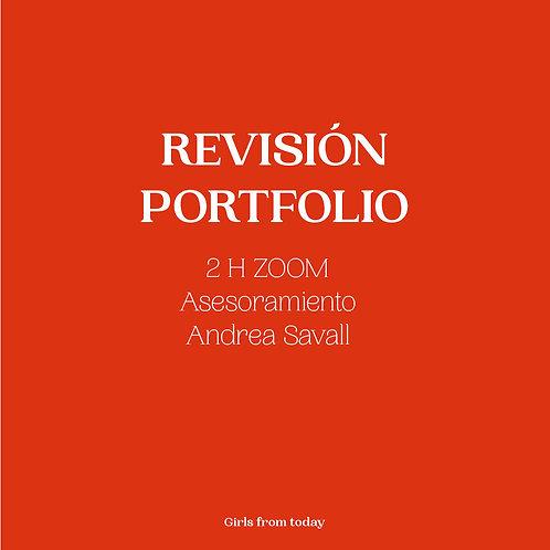 Revisión portfolio