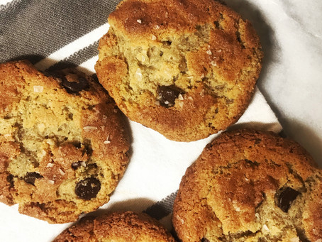 The Perfect Gluten-Free Chocolate Chip Cookie