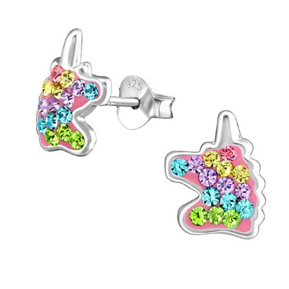 Unicorn Studs Earrings