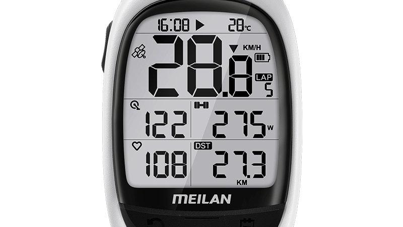 Meilan M2 GPS Kablosuz Bisiklet Bilgisayarı
