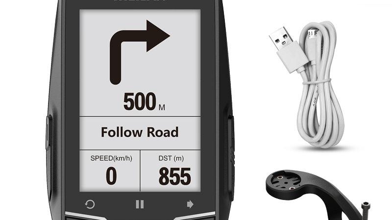 Meilan M1 Finder GPS Bisiklet Bilgisayarı