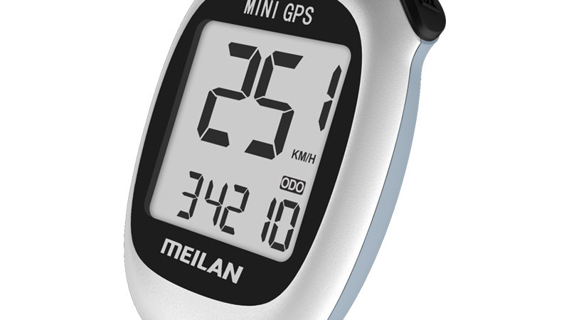 Meilan M3 Mini GPS Bisiklet Bilgisayarı