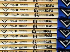 Fabio Rojas Drumsticks