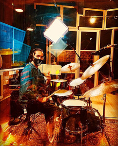 Recording session @ Studio 42