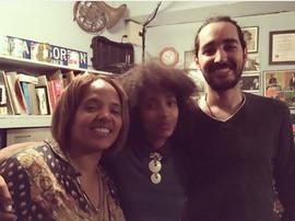 Terri Lyne Carrington, Esperanza Spalding, Fabio Rojas