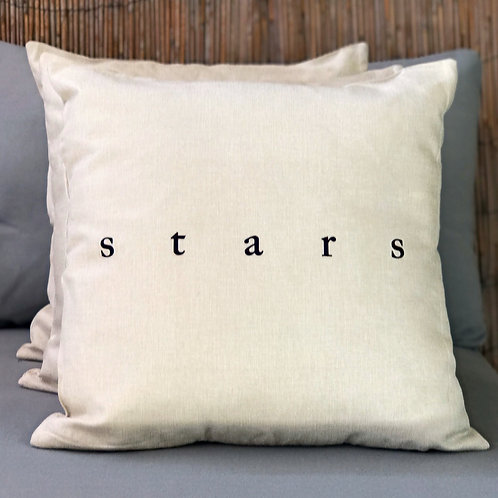 """STARS"" cushion cover"
