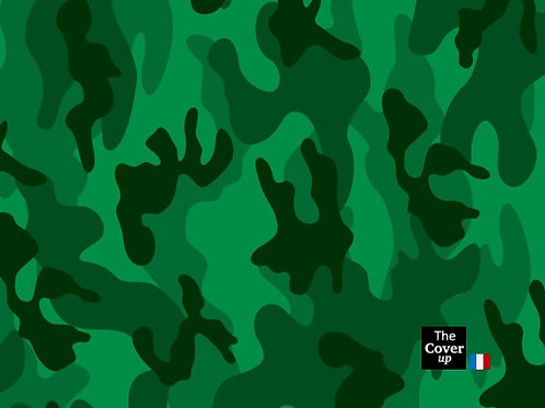 """""""CAMO GREEN"""" adult collection face mask"""