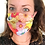 "Thumbnail: ""FUNKY"" adult collection face mask"