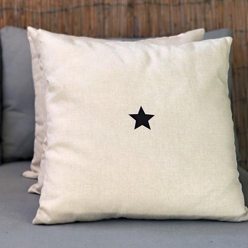 """""""STAR"""" cushion cover"""