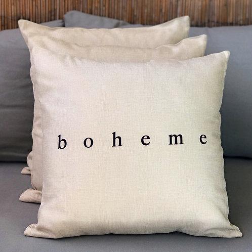 """BOHEME"" cushion cover"