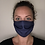 """Thumbnail: """"NAVY BLUE"""" adult collection face mask"""