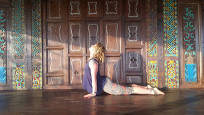 How I came to Yoga and where I am today.