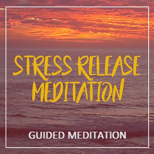 Stress Release Breathing Meditation