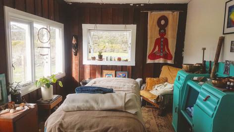Satya Holistic Living Treatment Room
