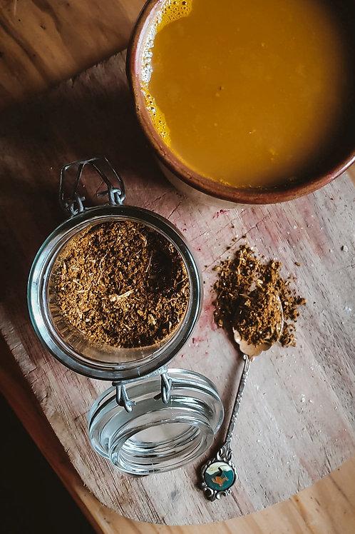 Vata Masala Chai - Caffeine-free, warming digestive