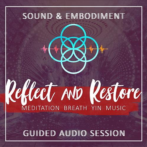 inTune 'Reflect & Restore' Embodiment & Sound Audio Session