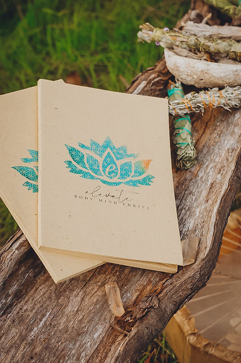 Notebook Handmade from Recycled Paper