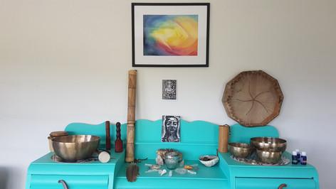 Satya Holistic Living Healing Space Treatment Room