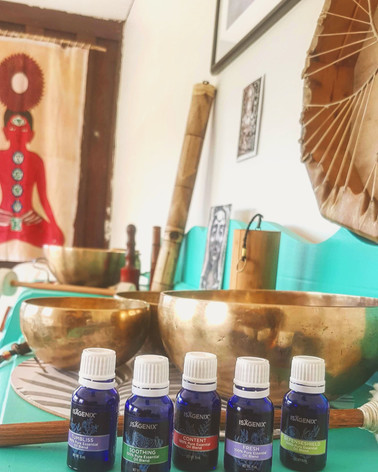 Aroma Therapy, Essential Oils, Holistic Healing, Sound Healing, Isagenix Essential Oil Blends, Essence, Satya Holistic Living