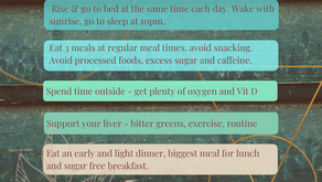 Ayurvedic Tips for More Energy