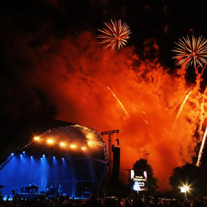 Sheila tells all about our fundraising at Glastonbury Extravaganza