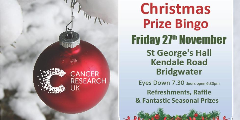 Christmas Prize Bingo 2020