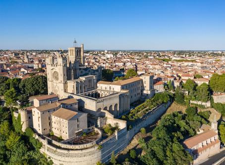 Drone-OPS - La Ville de Béziers vue du ciel !