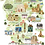 Thumbnail: Framed Caerleon Map