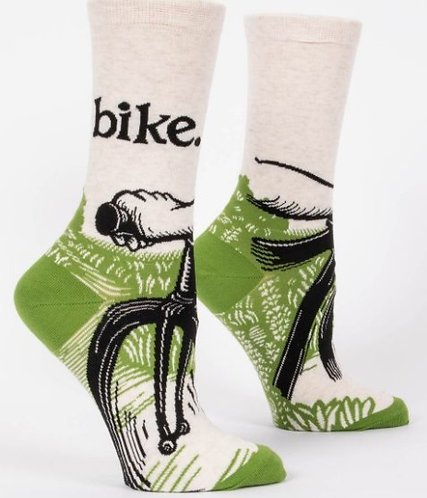 Ladies Socks - Bike