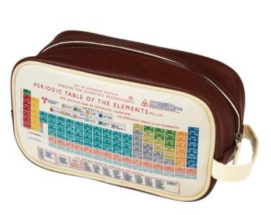 Periodic Table Washbag