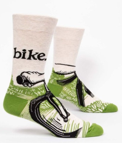 Mens Socks - Bikes