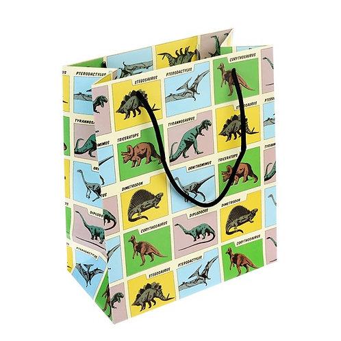 Dinosaur Small Giftbag