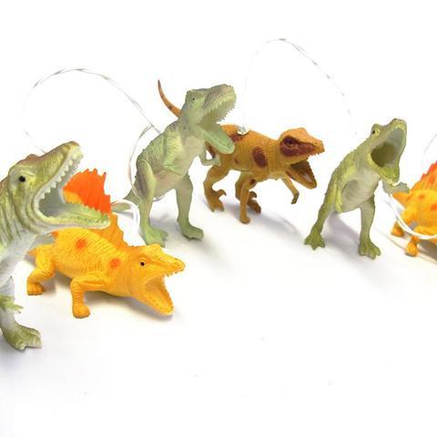 Dinosaur Natural String Lights