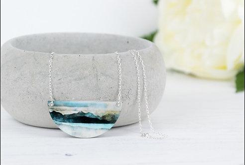 Necklace - Skye from Bealach Na Ba Applecross