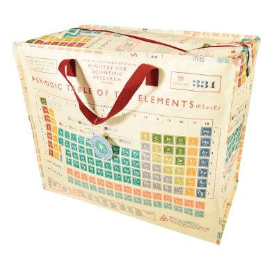 Periodic Table  Storage Bag