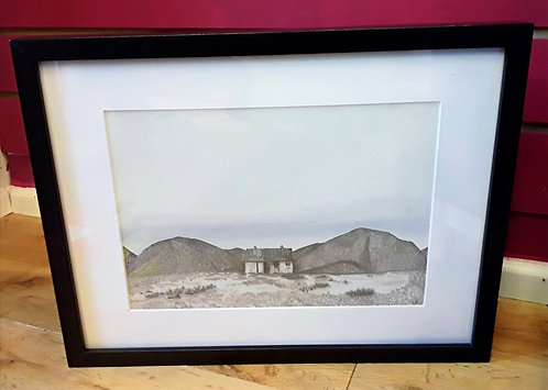 The Bothy Framed