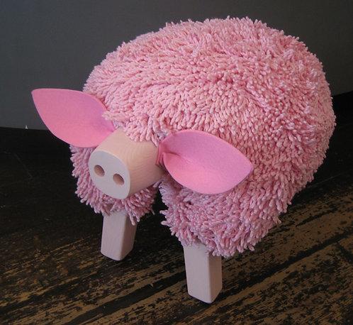 Pig Footstool/Ewemoo footstool