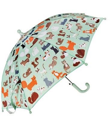 Children's Umbrella Nine Lives
